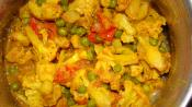Mixed Vegetable With Soya Sauce