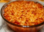 Macaroni Cheese With Chicken Bouillon