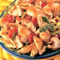 Crabmeat-shrimp Pasta Salad