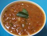 Onion Chilli Gojju Or Curry