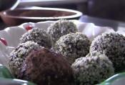 Organic Xmas Truffles
