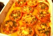 Oven-browned Tomatoes Italian Food Part 1