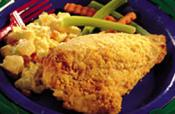 Simple Maryland Fried Chicken