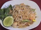 Phat Thai Noodles 