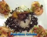 Venezuelan Pabellón Criollo With Shrimp And Scallops
