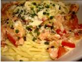 Angel Hair Pasta With Smoked Salmon