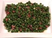 Sautéed Peas And Pancetta