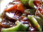 Pepper Steak Bordelaise