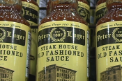 About Peter Luger Sauce At The Fancy Food Show