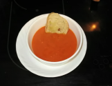 Fresh And Healthy Tomato Soup