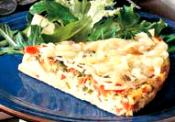 Frittata With Cream Cheese