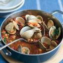 Clams Bordelaise