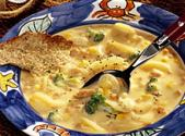 Baked Clam Chowder