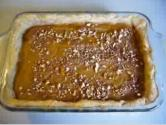 Colonial Pumpkin Pie