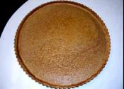 Prize Winning Pumpkin Pie