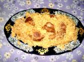 Aromatic Meat Pulao