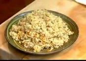 Wild Rice And Bulgur Pilaf