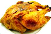 Western Roast Chicken