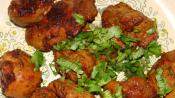 Spiced Chicken Livers