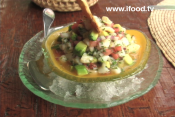 Sea Scallops Ceviche