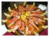 Shellfish Paella