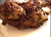 Smokey Fennel Seed Chicken