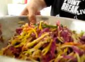 Cabbagepepper Slaw