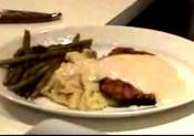 Southern Chicken Fried Steak With White Gravy