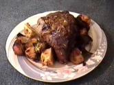 Oven Roasted Spicy Cocoa Beef