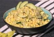 How To Make Spicy Summer Corn Salad