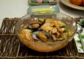 Provencal Seafood Soup
