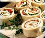 Party Parmesan Spirals