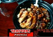 Teriyaki Madness World Famous Spicy Chicken