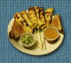Chicken Satay Drumstick Microwave Method