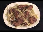 Stir-fried Pork And Pasta