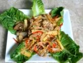 Thai Mackerel Salad 