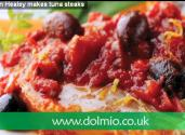 Tomato And Chilli Tuna Steaks Recipe