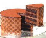 Mosaic Chocolate Torte