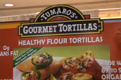 About Tumaros Tortillas At The National Restaurant Association In Chicago