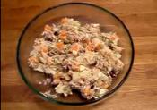 Tuna Black Walnut Salad