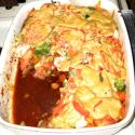 Hamburger Casserole With Cheese