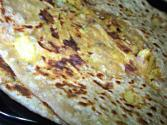 Stuffed Aaloo Paratha