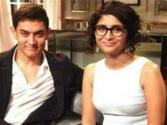 Aamir Khan & Kiran Rao Koffee With Karan On 15th December 2013