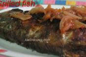 African Poisson Braise