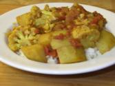 Indian Potatoes & Cauliflower