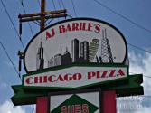 Aj Barile's Chicago Pizza Review