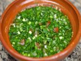 Aji Casero / Colombian Green Sauce