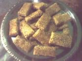 Homemade Sesame Seed Sweet Snacks