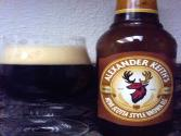 Alexander Keiths Brown Ale Beer Review