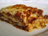 All American Cheese Lasagna
